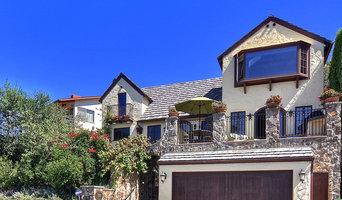 French Villa Laguna Beach