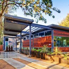 Modern Exterior Frick Residence