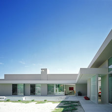 Modern Exterior by OJMR-Architects, Inc.
