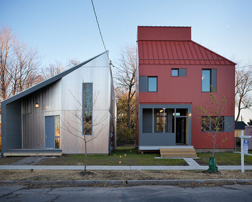 Https Www Houzz Com Modern Small House Architecture
