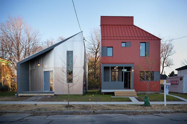 Modern Exterior by Princeton Architectural Press