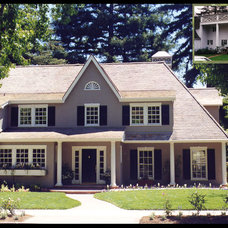 Traditional Exterior by Alfonso and Harmon Architects