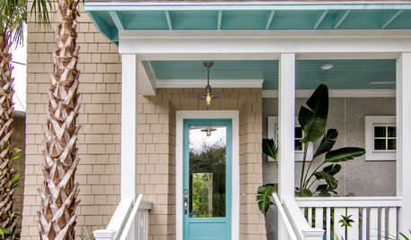 10 Unexpected Color Schemes for Home Exteriors