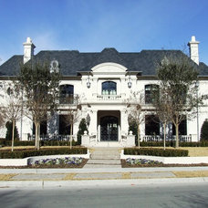 Traditional Exterior by American Masonry Supply, Inc.