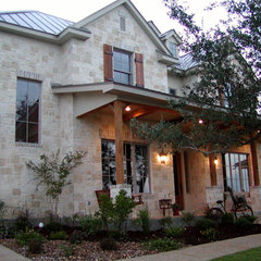 traditional exterior by Campbell Brown Construction