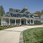 Chicago Buff House Traditional Exterior Chicago By