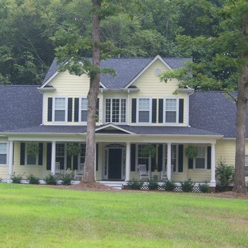 Front Elevation / Curb Appeal