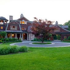 Traditional Exterior by RR Builders, LLC