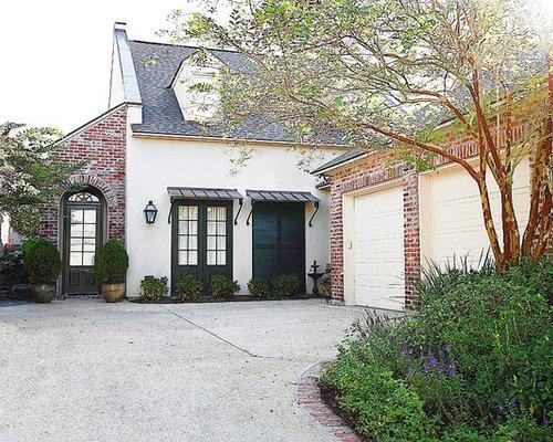 Foto e idee per facciate facciata di una casa classica for Piani di casa di new orleans
