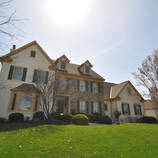 Traditional Exterior by Ashley Construction / Ashley Remodeling