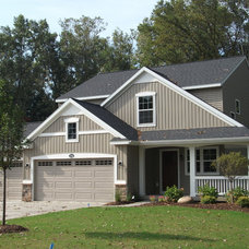 Traditional Exterior by Eastbrook Homes