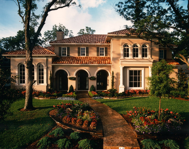 Roots of style the 3 waves of italian renaissance Mediterranean style homes houston