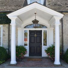 Traditional Entry by John Neill Painting & Decorating, LLC