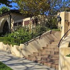 Mediterranean Exterior by Austin Design Landscape-Garden-Leisure
