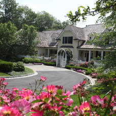 Traditional Exterior by Statile & Todd