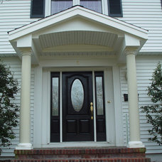 Traditional Exterior by Design Build Pros