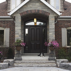 Traditional Exterior by Schnarr Craftsmen Inc