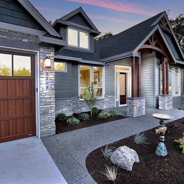 Front Entryway - The Genesis - Family Super Ranch with Daylight Basement