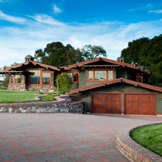 Craftsman Exterior by Ward-Young Architecture & Planning - Lafayette, CA