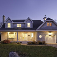 traditional exterior by Forum Phi - Architecture | Interiors | Planning