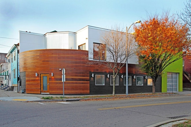 Modern Exterior by frankovitchjm