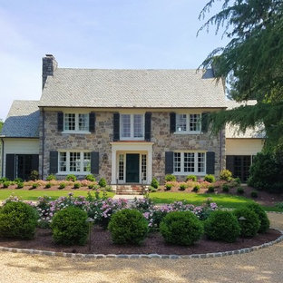 75 Most Popular Traditional Exterior Home Design Ideas For 2019