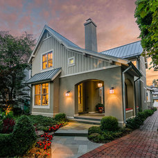 Craftsman Exterior by BEHLES+BEHLES