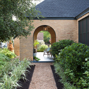 Front Porch Pathway