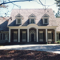 Traditional Exterior by Edwards Architecture