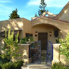 Mediterranean Exterior by Nunley Custom Homes