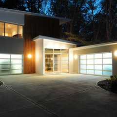 contemporary exterior by Dwellings Design Build