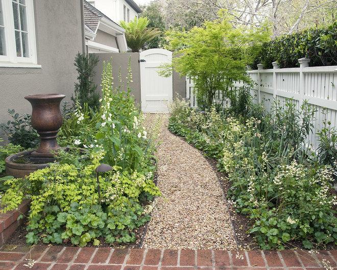 Traditional Exterior by Verdance Landscape Design