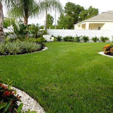 Front Yard/Back Yard/Pool Landscapes