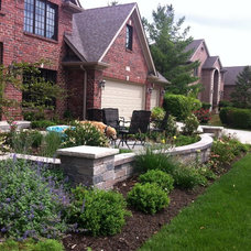 Traditional Exterior by Hively Landscaping Inc.