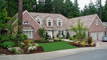 Front yard redo Bellevue