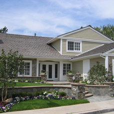 Traditional Exterior by Elite Environments