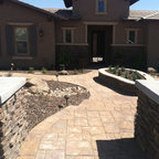 Front Yards Exterior Phoenix By Republic Gardens
