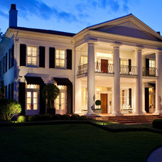 Traditional Exterior by LGB Interiors