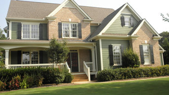 FULL EXTERIOR REPAIRS AND COMPLETE RE PAINT