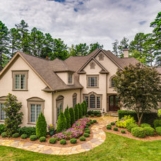 Traditional Exterior by Carolina Classic Remodeling