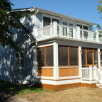 James Hardie Siding Lake Forest Il Traditional