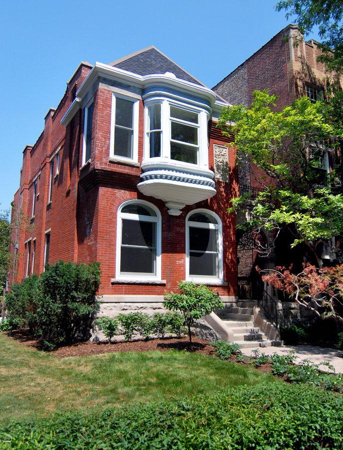 Fullerton Avenue House