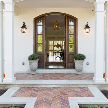 G. Terbrock Luxury Homes with Schaub + Srote Architects