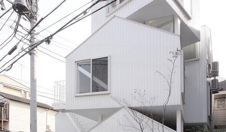 切妻屋根を斬新にとらえ直した8つの住宅