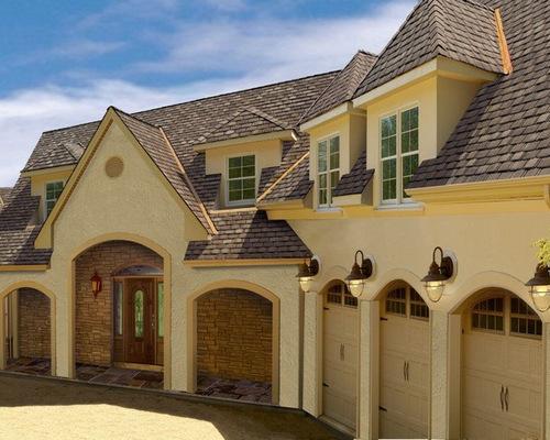 Gaf roofing for Dream roof