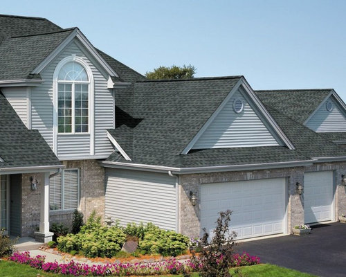 Gaf Timberline Hd Pewter Gray Houzz
