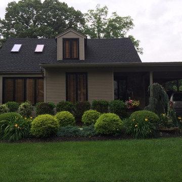 GAF Timberline HD Fox Charcoal (Springfield, NJ)