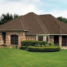 Traditional Exterior by Cherry and Clark Roofing