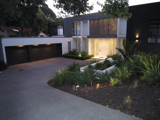 Contemporary Exterior by Onform Construction