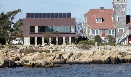 Modern Homes Mix Coastal Resiliency With Outdoor Living